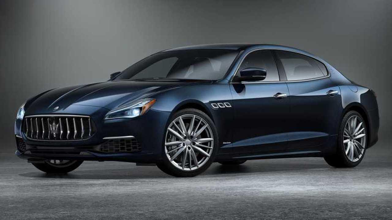 Maserati Quattroporte edition Nobile edition package