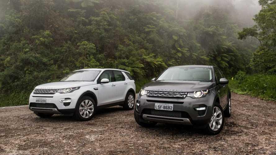 Jaguar e Land Rover têm descontos de até R$ 30 mil na Black Friday