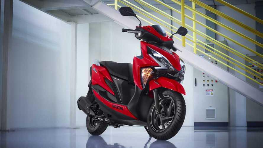 Honda Elite 125 chega às concessionárias em dezembro por R$ 8.250