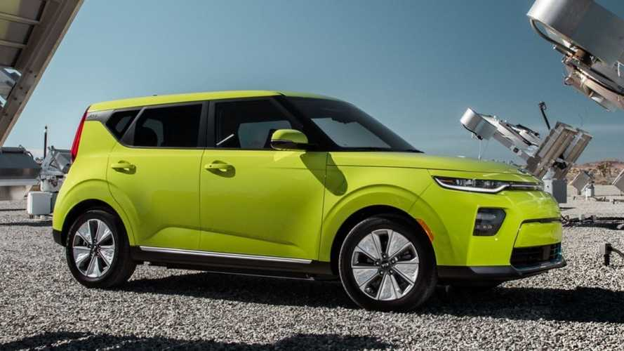 New 2020 Kia Soul EV Plugs Into LA With More Range