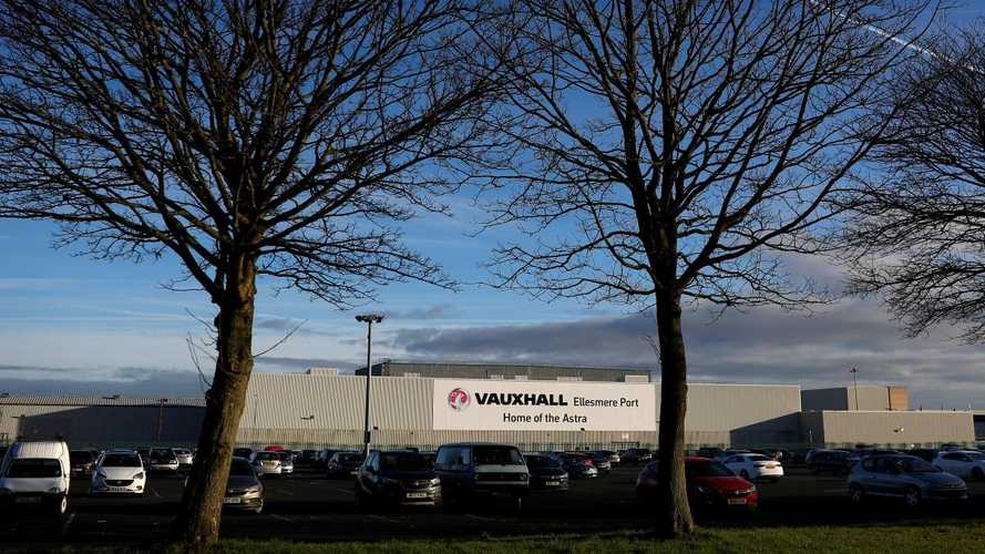 Yet more job cuts for Vauxhall's Ellesmere Port plant