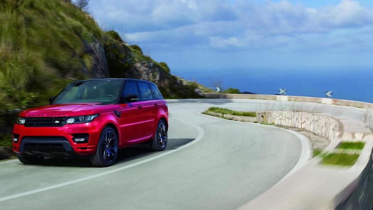 2016 Range Rover Sport HST