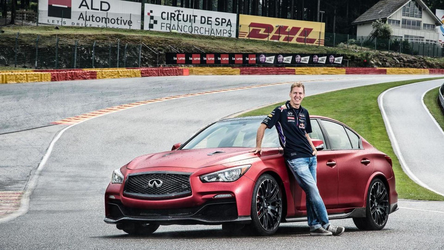 Infiniti Q50 Eau Rouge could be axed