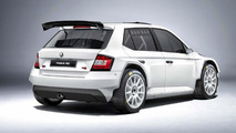 Skoda Fabia R5 production version
