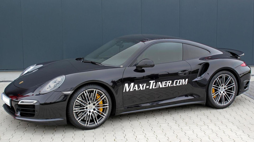 Porsche 911 Turbo and Turbo S receive power bumps from Maxi-Tuner