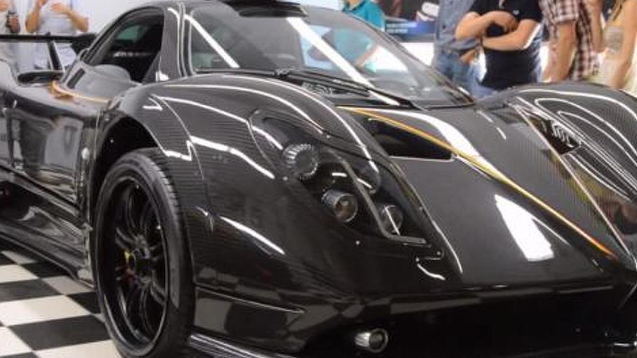 Pagani Zonda 760 LM