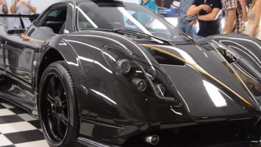 Pagani Zonda 760 LM one-off revealed [video]