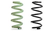 Audi glass fiber-reinforced polymer (GFRP) spring (low res)