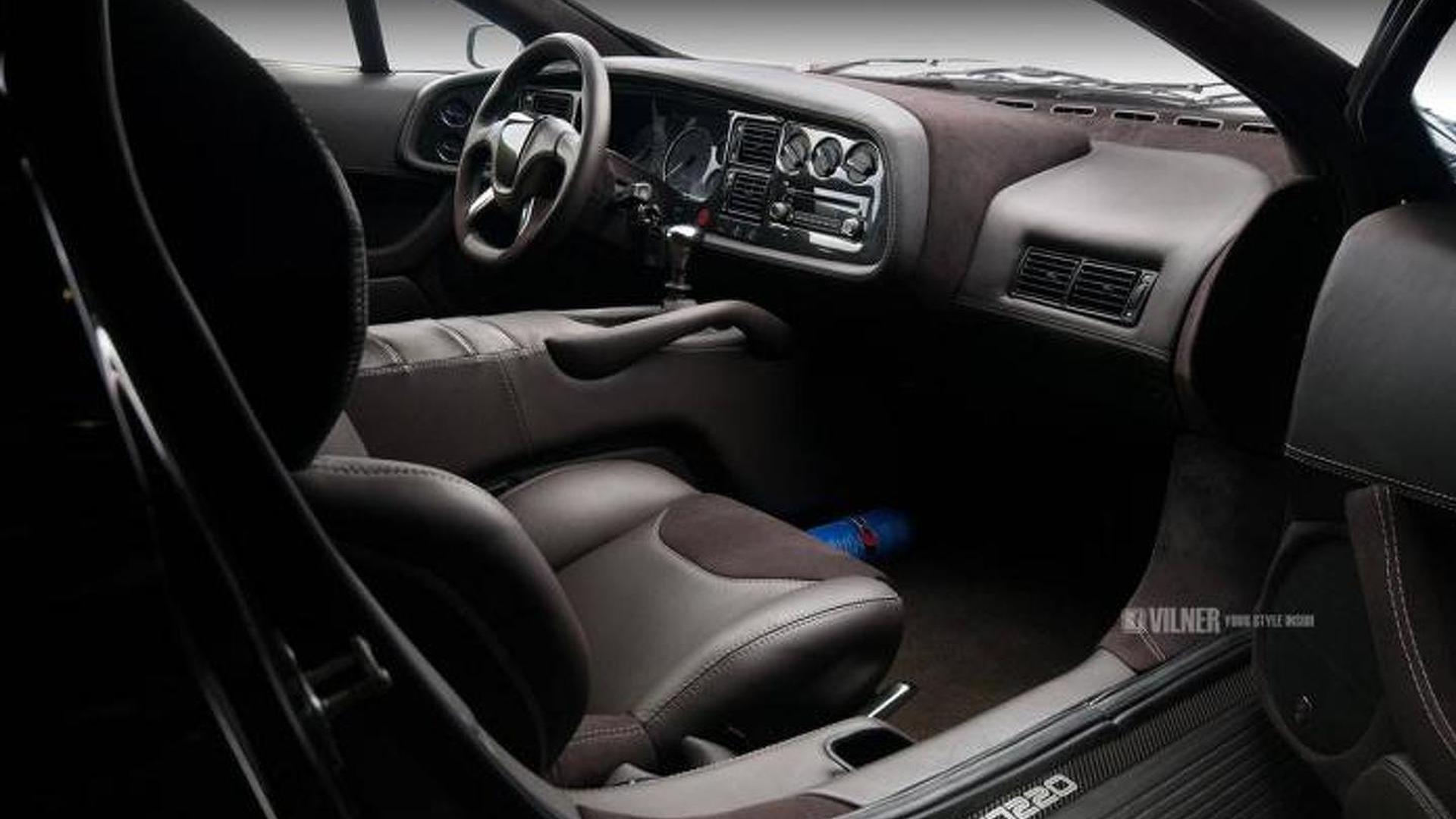 Vilner Jaguar Xj220 601493