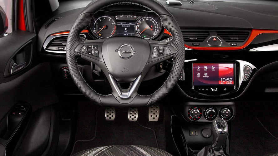 Take A Look Inside The 2019 Opel Corsa Via New Spy Shots
