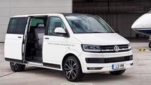Volkswagen T6 render