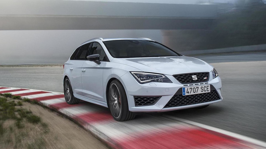 Seat Leon Cupra ST becomes the fastest estate on the Nurburgring