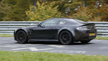 Possible 2017 Aston Martin Vantage mule spy photo