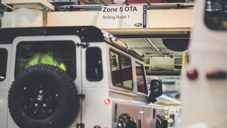 Land Rover Defender : La marque dément les rumeurs
