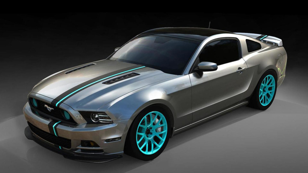 Ford mustang contest