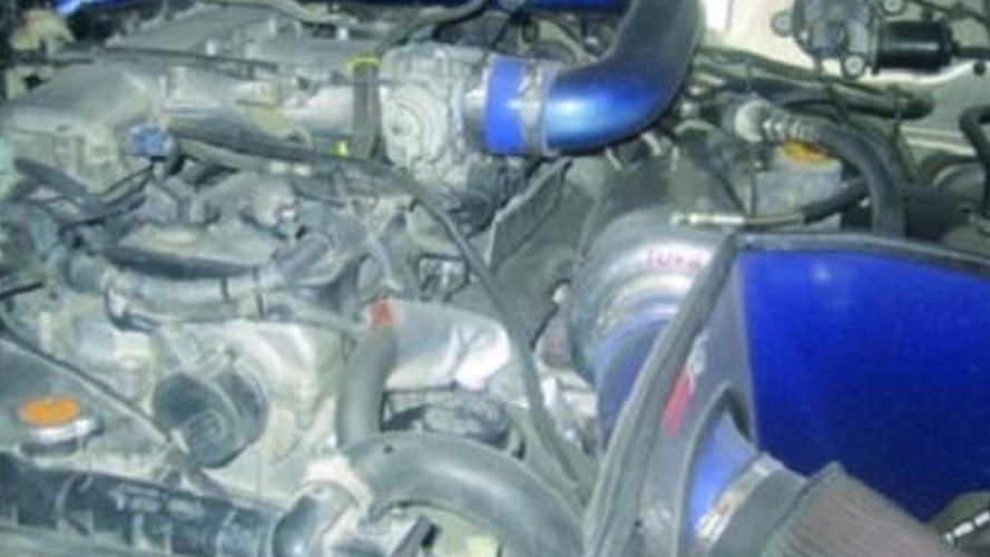 Jet fuel-powered Nissan Patrol seized in Dubai