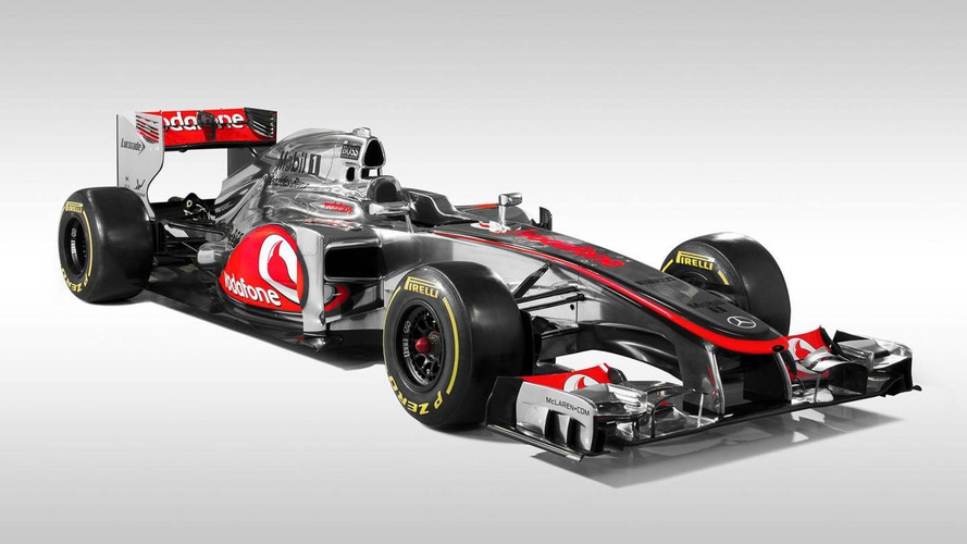 McLaren MP4-27 unveiled for 2012 F1 season
