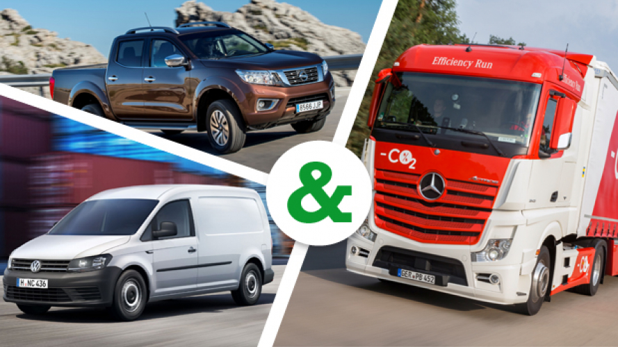 Van, Truck e pick-up 2016