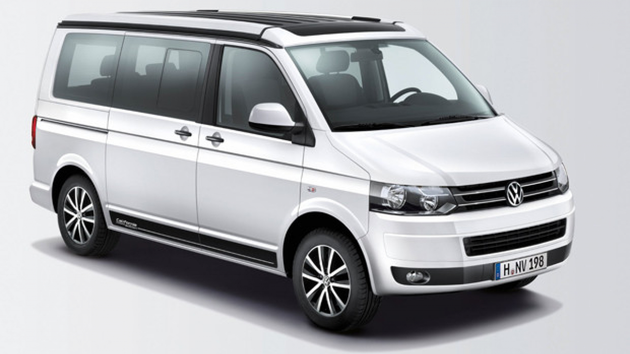 Volkswagen California Edition