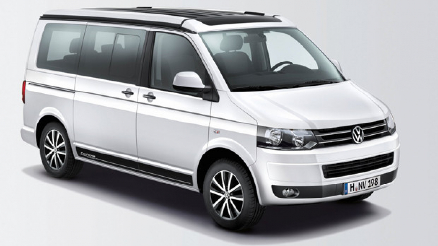 Volkswagen California Edition