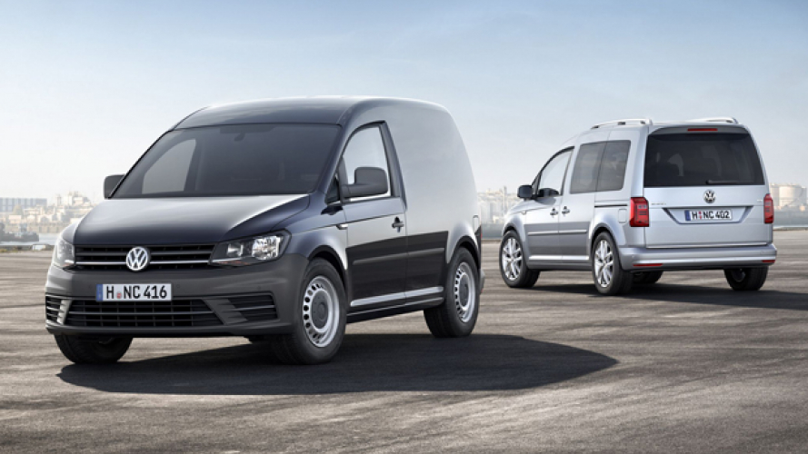 Volkswagen New Caddy