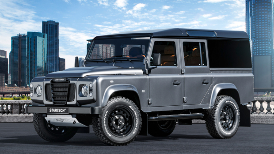Defender Sixty8, serie speciale Startech