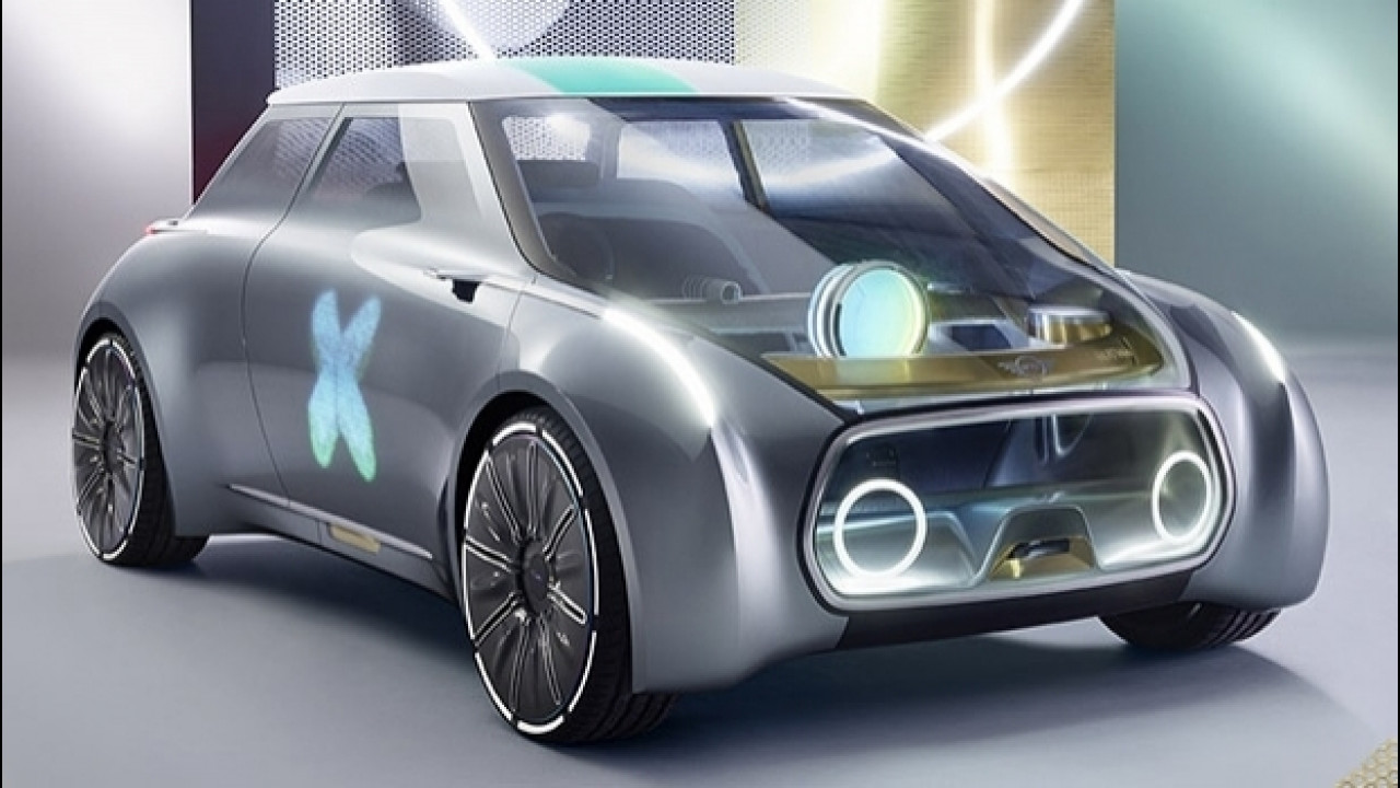 [Copertina] - MINI Vision Next 100, l'auto condivisa cambia pelle