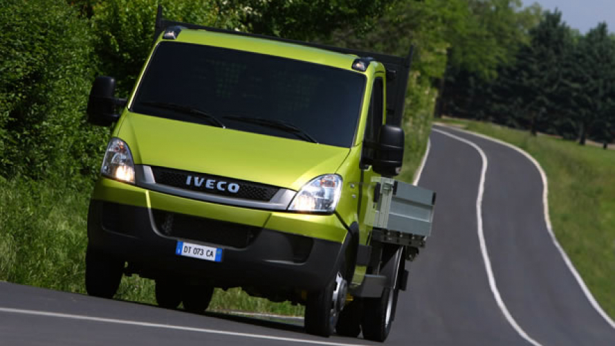 Iveco Daily, offerta dell'estate