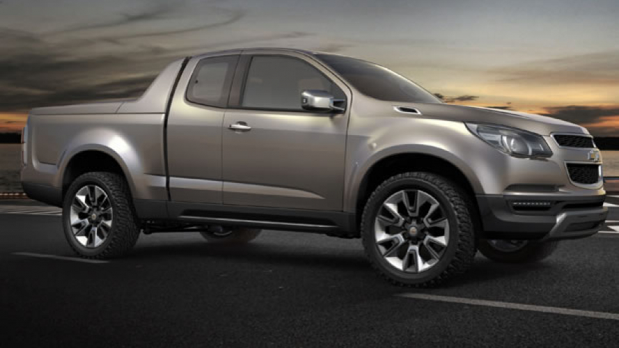 Concept Chevrolet Colorado
