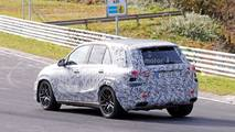 2020 Mercedes-AMG GLE 63 Spy Photo