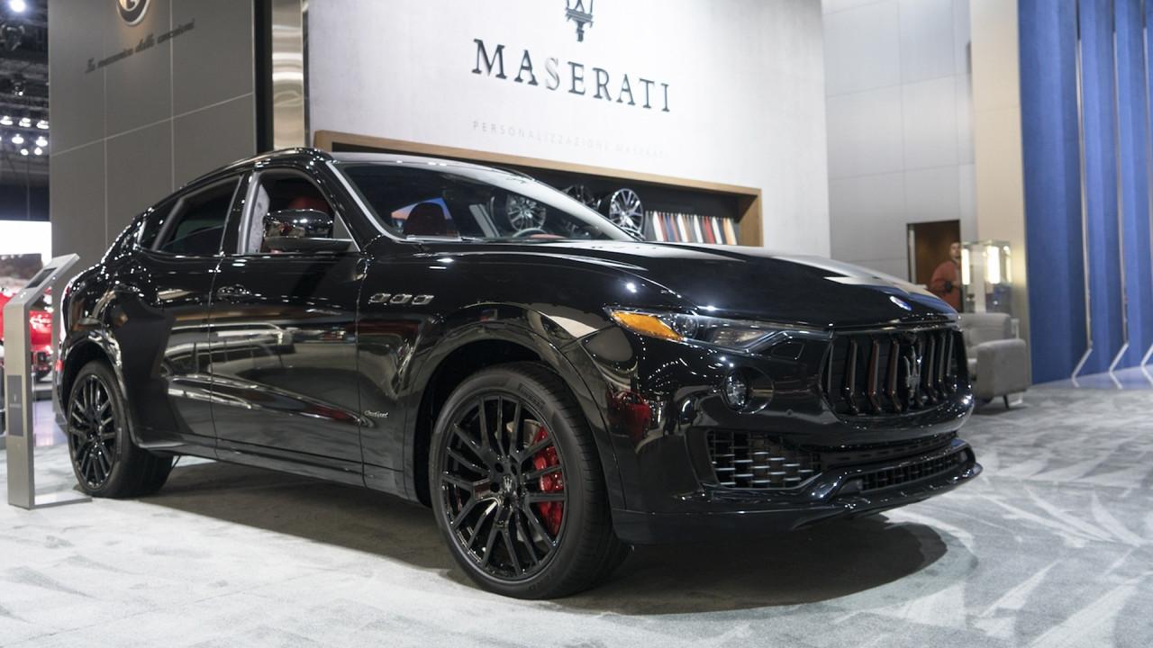 [Copertina] - Maserati Nerissimo, il total black per Ghibli, Levante e Quattroporte