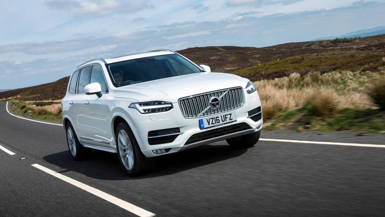 The safest one – Volvo XC90
