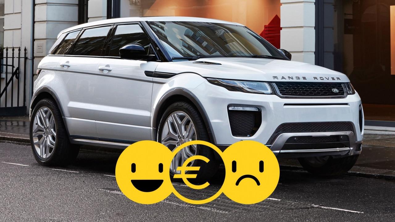 [Copertina] - Range Rover Evoque con Easy Land Rover, perché conviene e perché no
