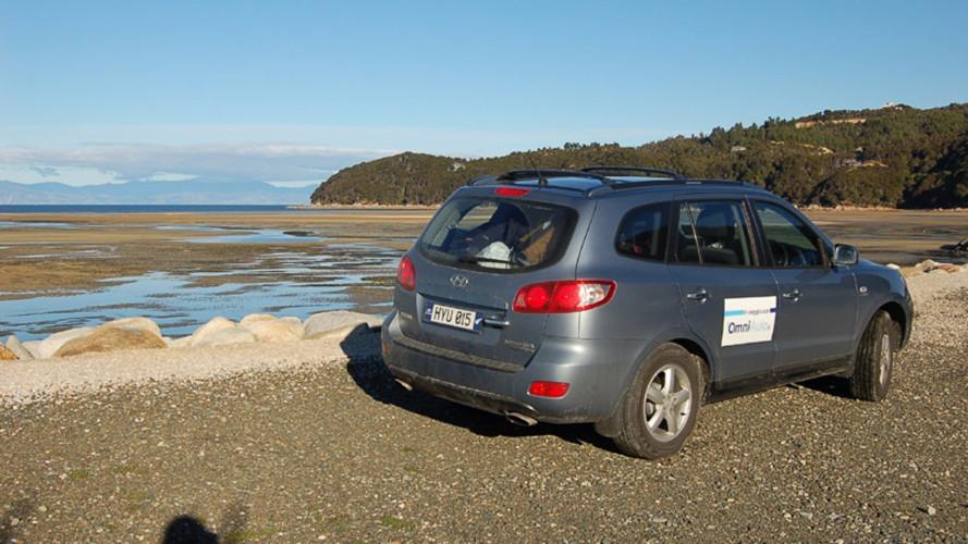 Nuova Zelanda - Abel Tasman National Park