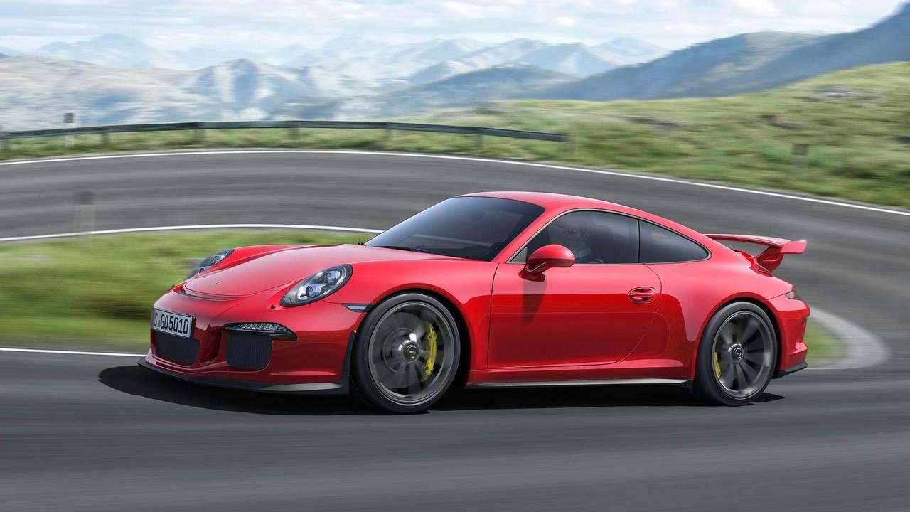 10. Porsche 911 GT3 (7'12''7)