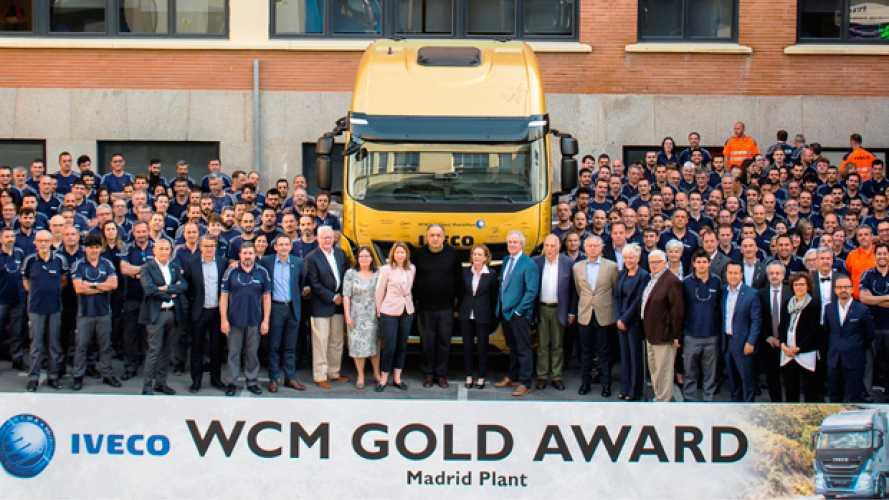 Iveco, Marchionne incassa il Livello Oro nel WCM