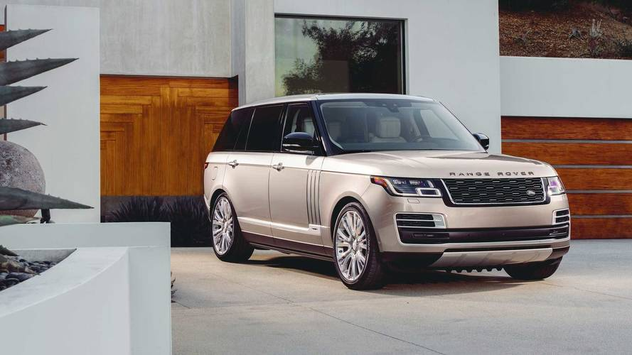 Range Rover SVAutobiography Debuts With Loads Of Space, Luxury
