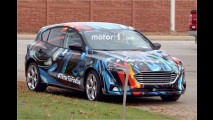 Ford Focus 2018 fast fertig