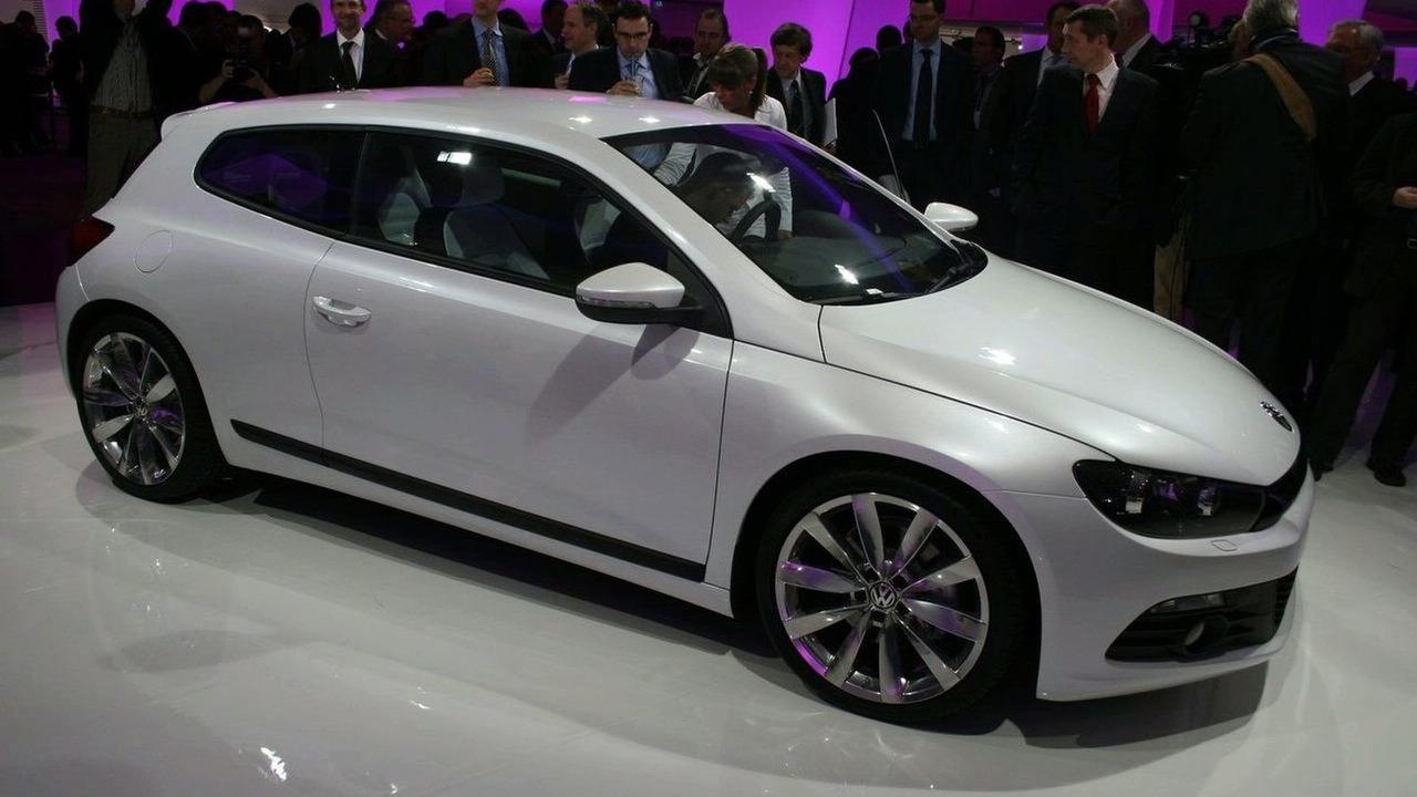 Volkswagen Scirocco 2008