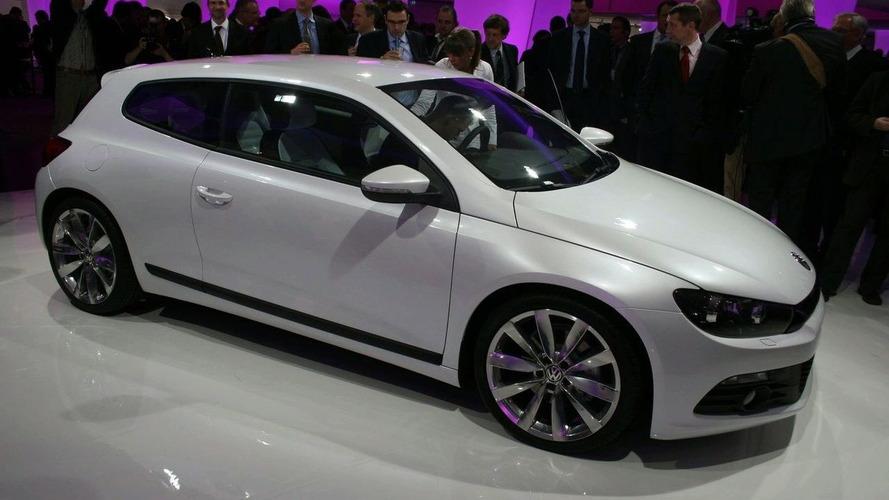 Volkswagen Scirocco Unveiled