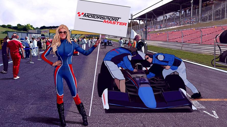 Motorsport Master, per chi sogna di essere un manager del motorsport