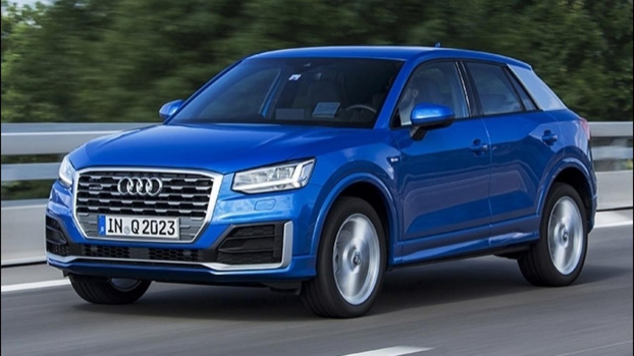 [Copertina] - Audi Q2, la prova fra sostanza e apparenza