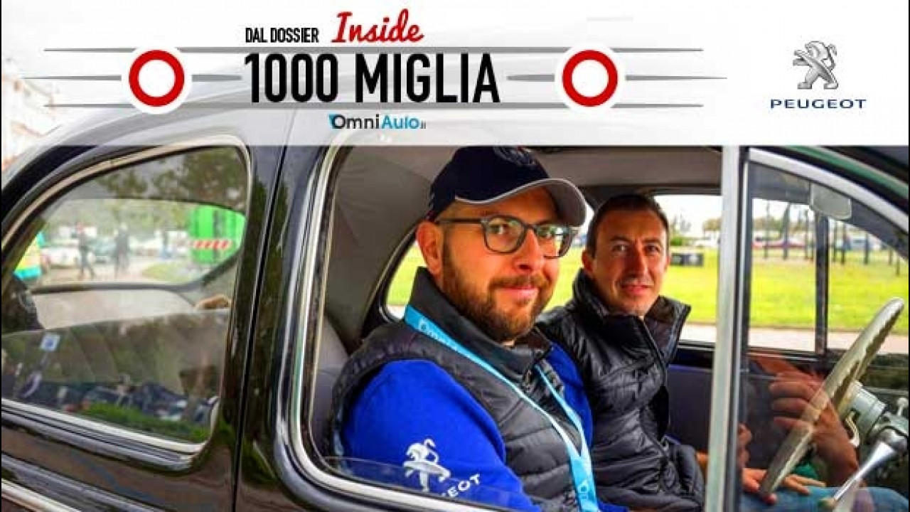 [Copertina] - Inside Mille Miglia, da Rimini a Roma
