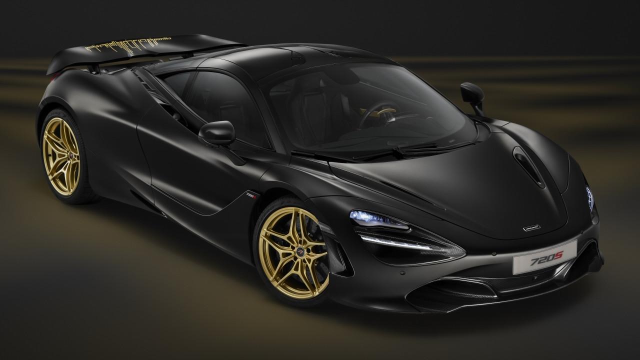 [Copertina] - McLaren 720S MSO Bespoke, nero e oro per celebrare il successo