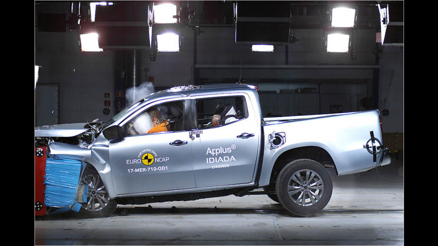 EuroNCAP: Neue Crashtests (November 2017)