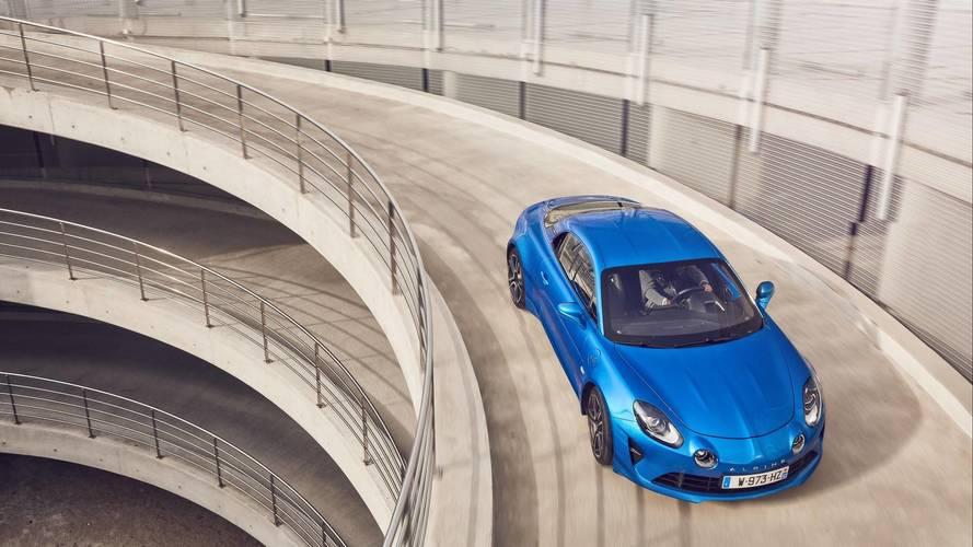 L'Alpine A110 ShifTech passe à l'E85... et à 285 ch !
