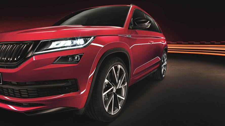 Skoda adds new Sportline model to Kodiaq range