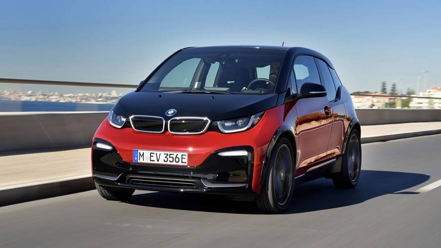 BMW i3 Production Hits 150,000