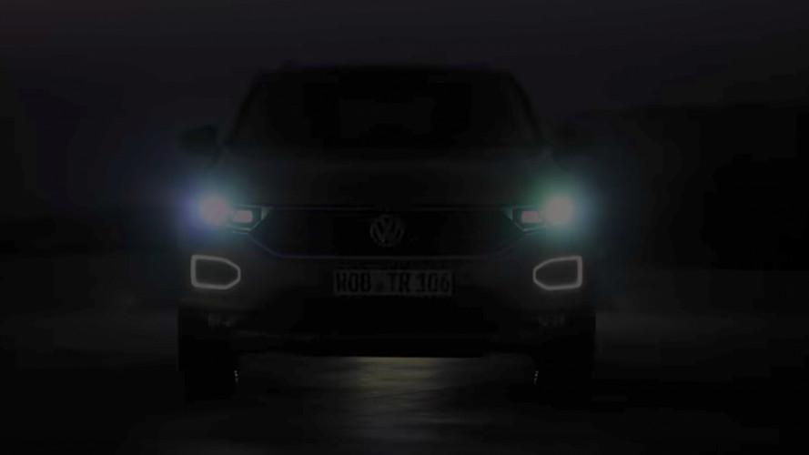 [Copertina] - Volkswagen T-Roc, il primo video teaser ufficiale