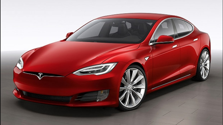 Tesla Model S 60, torna l'entry level e costa 78.600 euro
